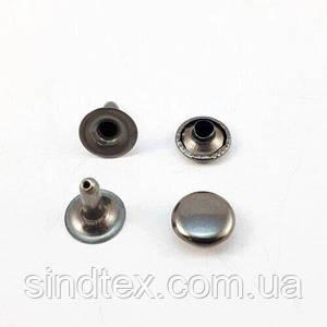 Холитен 6х6 Темный никель (100шт.) (СТРОНГ-0711)
