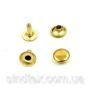 Холитен 15х15 Золото (100шт.) (СТРОНГ-0828)