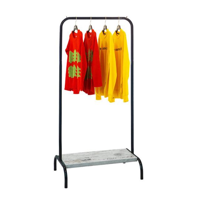 Стійка для одягу «Лофт 2А» Чорний