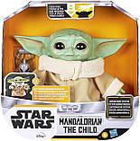 Інтерактивний Малюк Йоду 19 см Star Wars The Child Talking Plush Toy Зоряні Війни Мандалорец Оригінал з США, фото 6