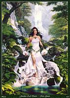"""Набор алмазной вышивки (мозаики) """"Красота и гармония"""". Художник Jonathon Earl Bowser"""