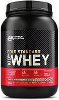 Optimum Nutrition Протеин сывороточный 100% Whey Gold Standard USA ( 907 g) шоколад + орех