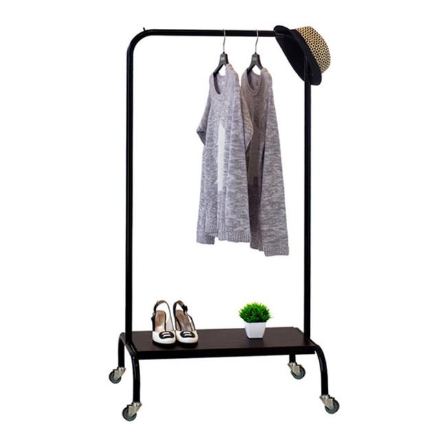 Стойка для одежды «Лофт 2А Пром» Чёрный