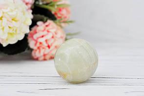 Шар из натурального камня оникс, 4.5 см