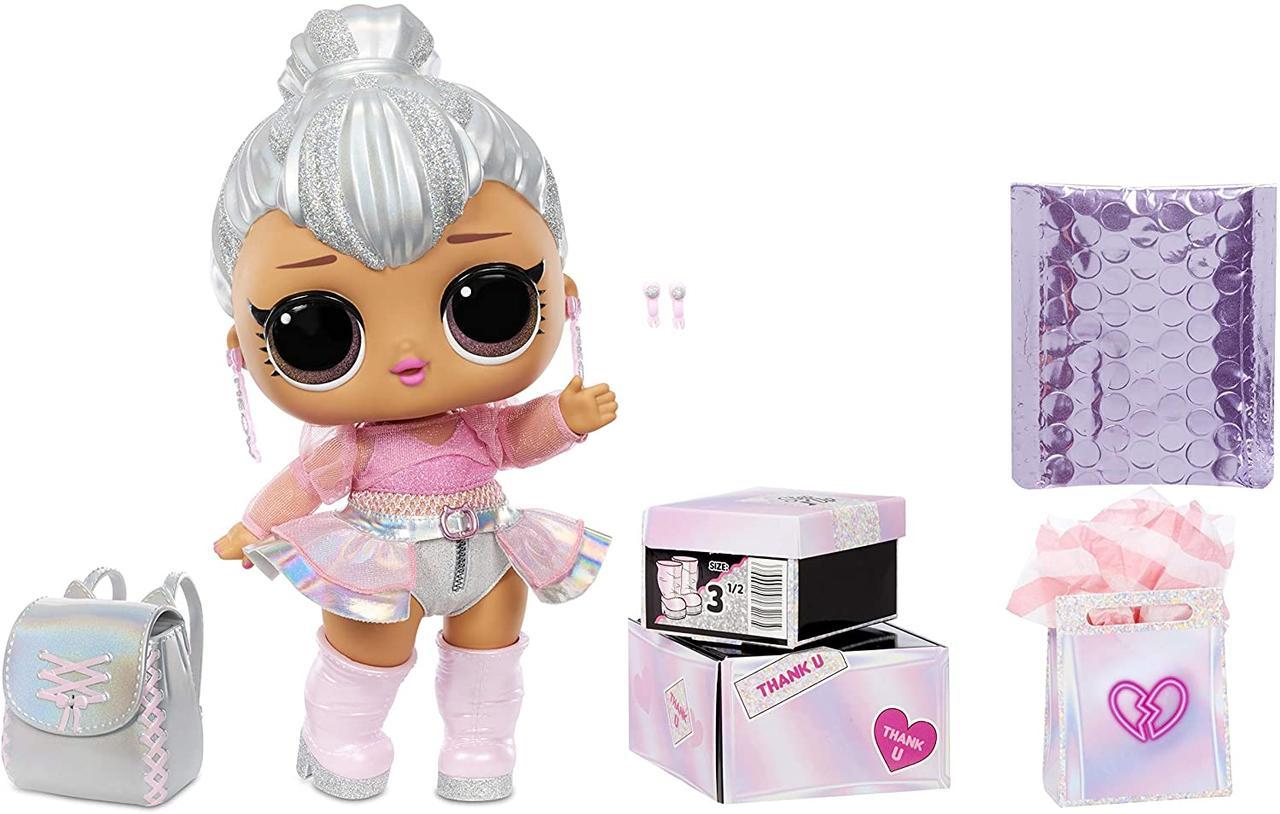 Ігровий набір з лялькою ЛОЛ Леді Бос, L. O. L. Surprise! O. M. G Da Boss, оригінал з США