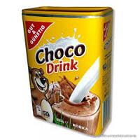 Детское шоколадное какао Choco Drink 800гр Германия
