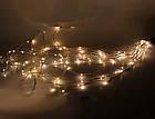 Гирлянда Конский хвост 400 LED, 14 нитей, Золотая (Желтая, Теплый белый), проволока, от сети, 3м., фото 7