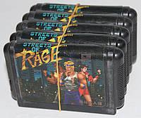 Картридж для Sega Streets of Rage
