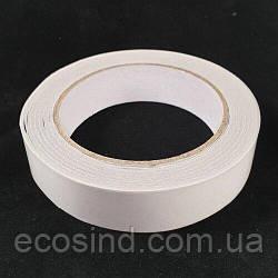 Скотч для шкіри двосторонній (липка стрічка) 18мм. 25метров. (СТРОНГ-0412)