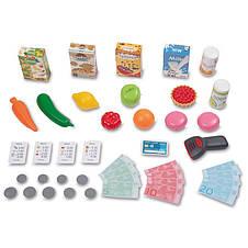 Супермаркет ігрової з візком і продуктами Smoby 350228, фото 3