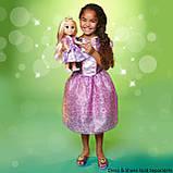 Лялька Рапунцель Дісней Принцеса Disney Princess Rapunzel Fashion Doll, Contemporary Style, Hasbro, Оригінал, фото 4