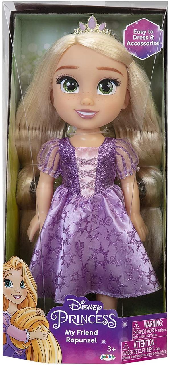 Лялька Рапунцель Дісней Принцеса Disney Princess Rapunzel Fashion Doll, Contemporary Style, Hasbro, Оригінал