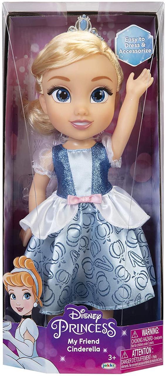 Кукла Золушка Моя подруга Диснея 35 см со съемным  платьем и тиарой. Disney Princess My Friend Оригинал из США