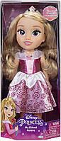 Кукла Аврора Моя подруга Диснея 35 см со съемным платьем и диадемой Disney Princess My Friend Aurora