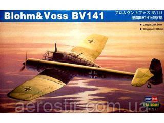 Blohm & Voss BV141  1\48  Hobby Boss