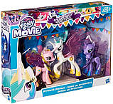 Набір My Little Pony Фестиваль дружби Парад принцес Селестія, Місяць і Каденс Оригінал з США, фото 2