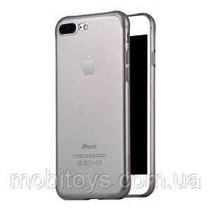Чохол Hoco Light Series Frosted TPU для iPhone 7/8 Black