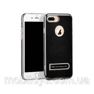 Чохол-накладка Hoco Hoco Simple series осліплюють TPU iPhone 7/8 Jet Black
