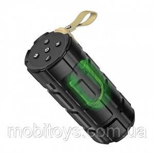 Портативная Bluetooth колонка Hoco HC7 Pleasant sports FM, TF, AUX, USB black
