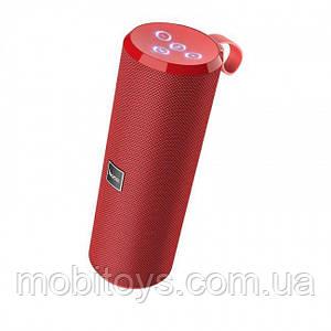 Портативна колонка Hoco BS33 Voice sports Red