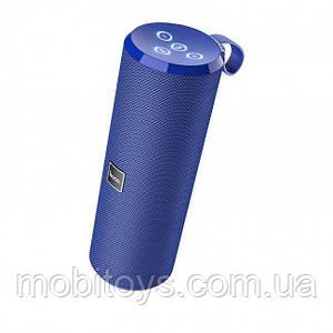 Портативна колонка Hoco BS33 Voice sports Blue