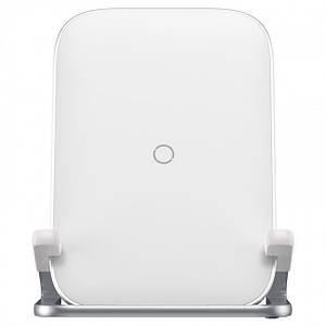 Беспроводная зарядка Baseus Rib Horizontal and Vertical Holder Wireless Charging 15W White