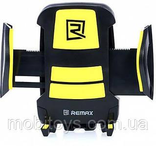 Автотримач Remax RM-C03 Yellow