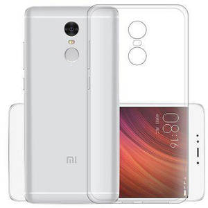 Силіконовий чохол для Xiaomi Redmi 5 Plus Без бренду