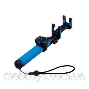 Селфи-монопод Momax Selfie Hero Bluetooth Selfie Pod 100cm Blue/Black (KMS7D)