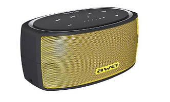 Портативна акустика Awei Y210 Yellow