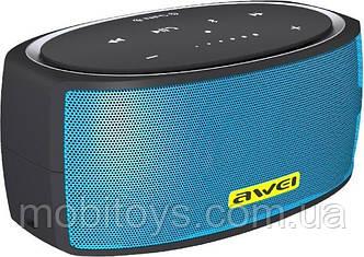 Портативна акустика Awei Y210 Blue