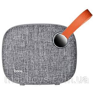 Портативна колонка Hoco BS8 Bluetooth Speaker Gray