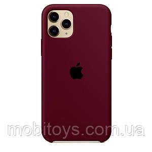 Чехол HC Silicone Case для Apple iPhone 11 Pro Violet Без бренда