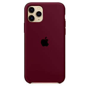 Чохол HC Silicone Case для Apple iPhone 11 Pro Violet Без бренду