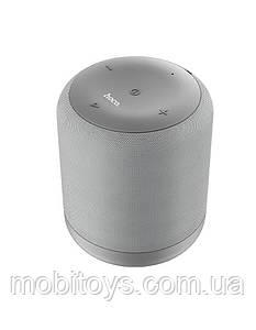 Портативна колонка Hoco BS30 Gray