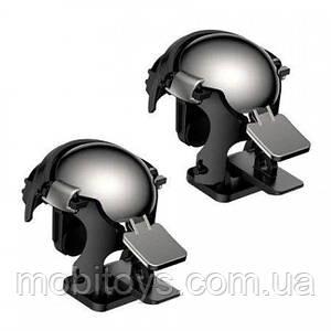 Игровые триггеры для телефона Baseus Level 3 Helmet PUBG Gadget GA03 Camouflage Black