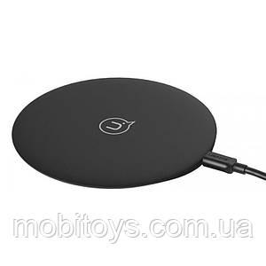 Беспроводное зарядное устройство Usams US-CD24 Wireless Fast Charging Pad  Boswell Series Black