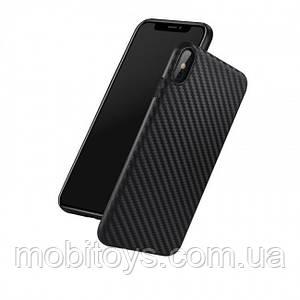 Чехол Hoco Delicate shadow series protective case для Apple iPhone XS Max Black