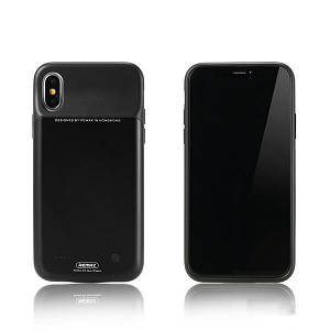 Чохол-PowerBank Remax Penen series PN-04 для iPhone X 3200mAh Black