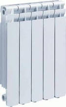 Алюминиевый радиатор «RADIATORI» 500/100