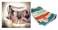Електропростинь ковдра з підігрівом Electric Blanket 160*150 см одеяло с подогревом