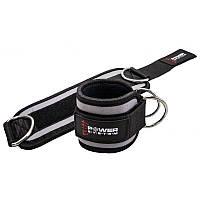 Манжети на лодыжку Power System Ankle Strap Gym Guy PS-3460 Grey