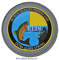 Леска Клинская 0,17мм 100м