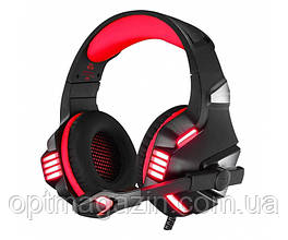 Навушники Kotion EACH G7500 7.1 Virtual Surround Black/Rad Game Headphones jc-168