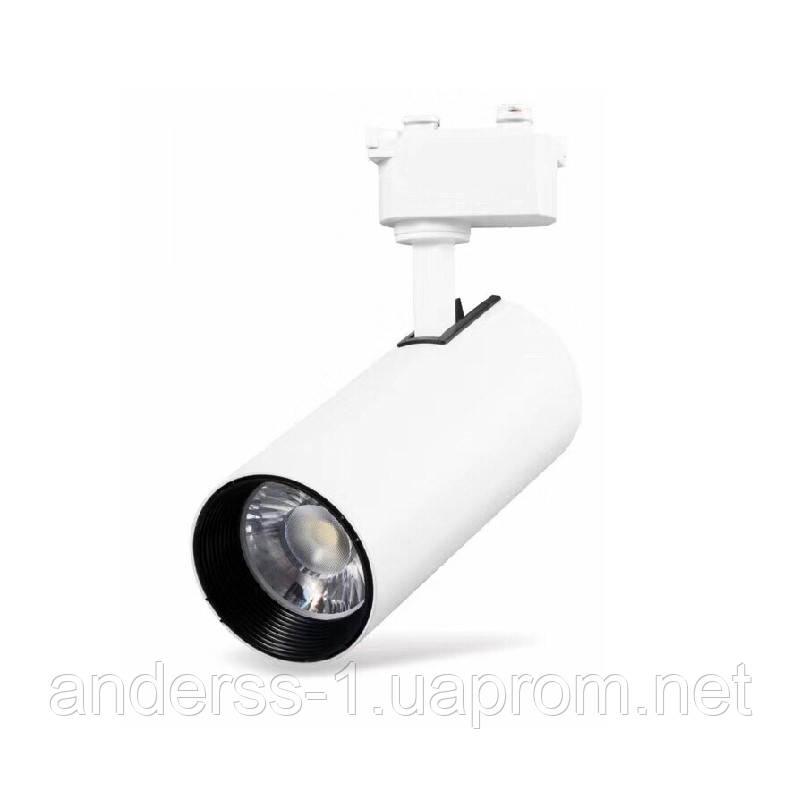 LED світильник трековий Graceful light Білий 15 Вт 1200 Лм 4100K