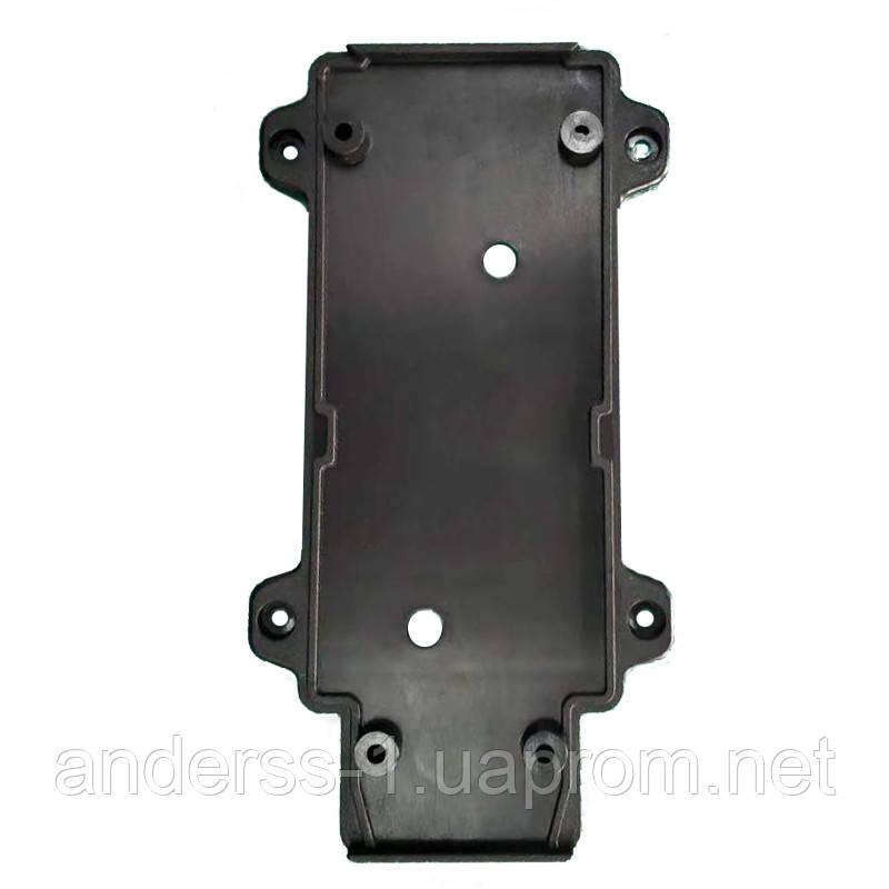 Крепление для трекового светильника черное 15 Вт Пластик
