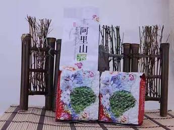 Молочний улун Цзинь Сюань Алішань Тайвань, китайський чай