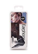 Дротові вакуумні навушники ELMCOEI EV-198 Білі навушники-гарнітура
