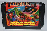 Картридж для Sega Tale Spin
