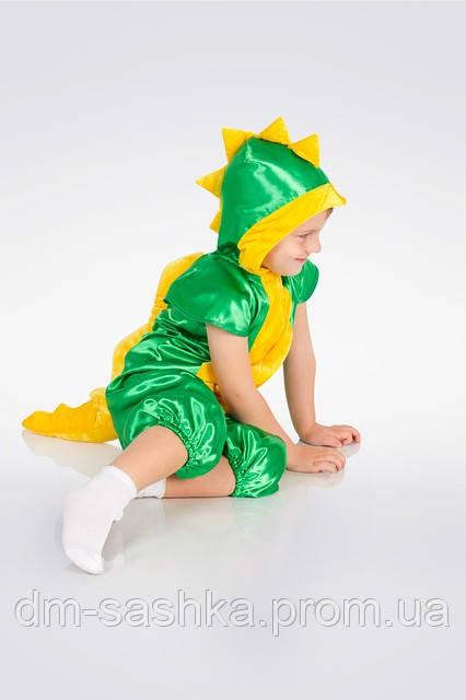 Детский карнавальный костюм Дракончик 80р.